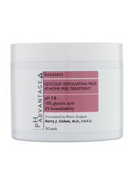 GLYCOLIC EXFOLIATING PADS